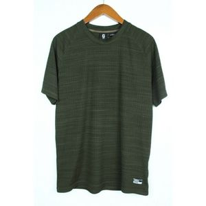GUESS JEANS Olive Green Short Sleeve T-Shirt